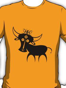 African Cow T-Shirt
