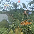 jungle fever by Andy  Housham