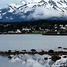 Haines at Dusk ~ Alaska by Barbara Burkhardt