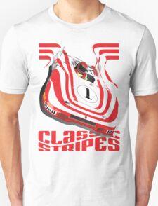 Classic Stripes Unisex T-Shirt