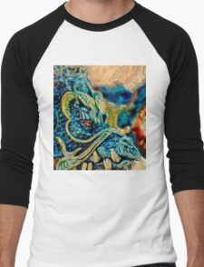 ©DA Dragon IIAGP M. Men's Baseball ¾ T-Shirt