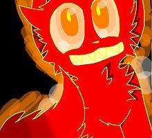 Psycho kitty by PsychoKitty1414