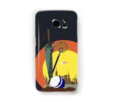 Final Fantasy X Opening Vector (Adjusted No Clouds) Samsung Galaxy Case/Skin
