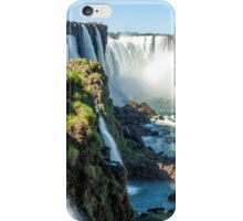 Around the Throat - Iguazu Falls iPhone Case/Skin