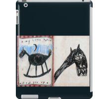 Mon Petit Cheval iPad Case/Skin