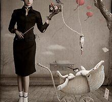 Dangerous Thoughts by Larissa Kulik