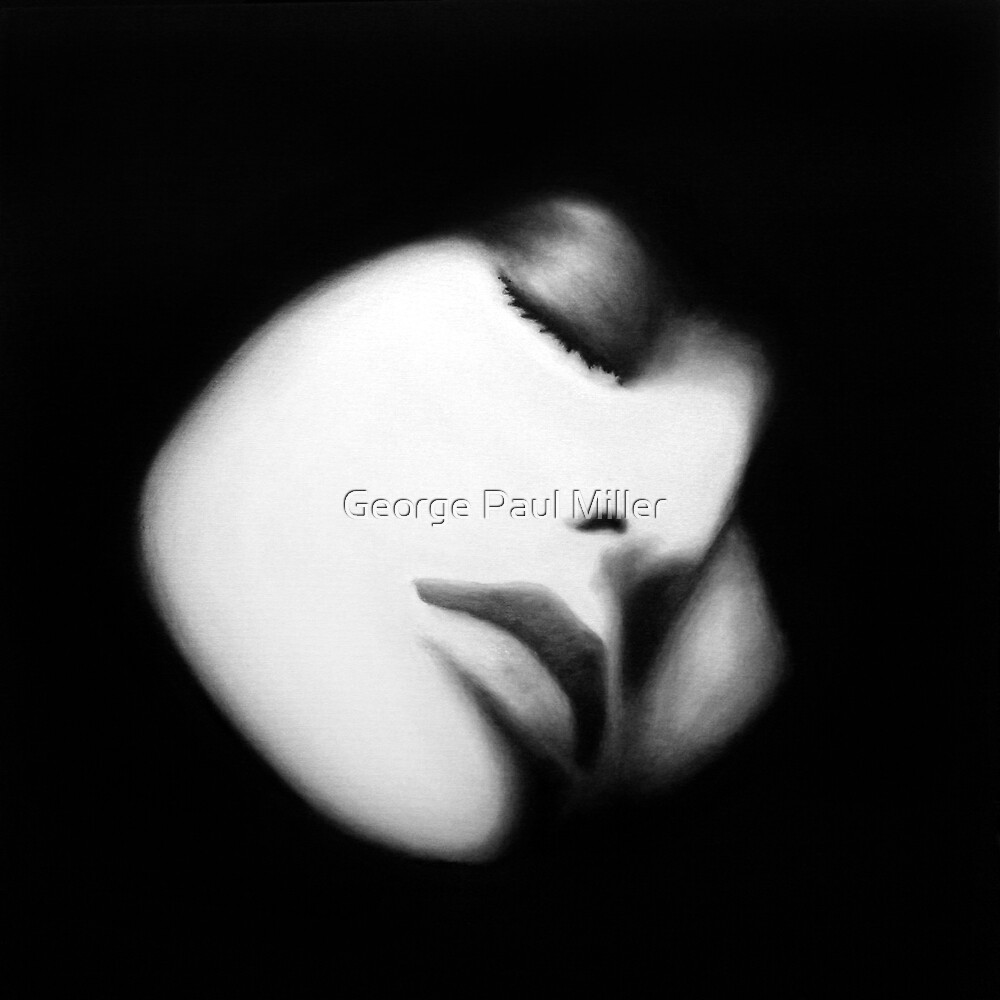 Her Preference - No Color by George Paul Miller