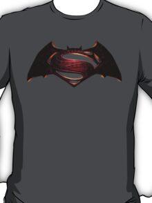 Batman vs. Superman Logo T-Shirt