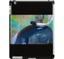 Jumping Orca iPad Case/Skin