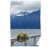 Brightness of Summer ~ Haines Alaska Poster
