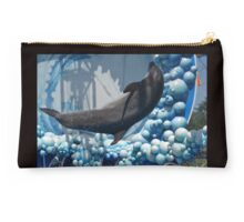 Leaping Dolphin Studio Pouch