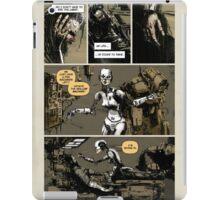 Infused Man - Page 4 iPad Case/Skin