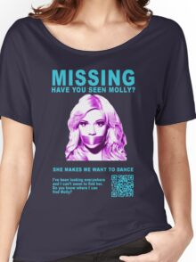 Have You Seen Molly? Women's Relaxed Fit T-Shirt
