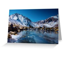 Convict Lake, Revisited Greeting Card