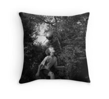 Heading Throw Pillow
