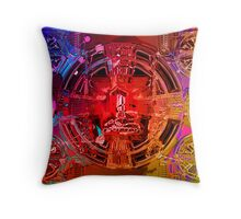 The God Machine... Throw Pillow