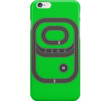 Race Track - Start your Engines iPhone Case/Skin