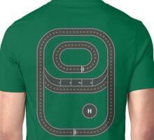 Race Track - Start your Engines Unisex T-Shirt
