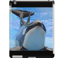 Orca Baby iPad Case/Skin