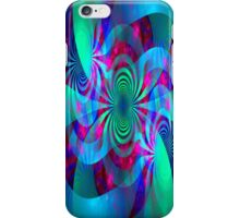 chaotic path of xaos iPhone Case/Skin