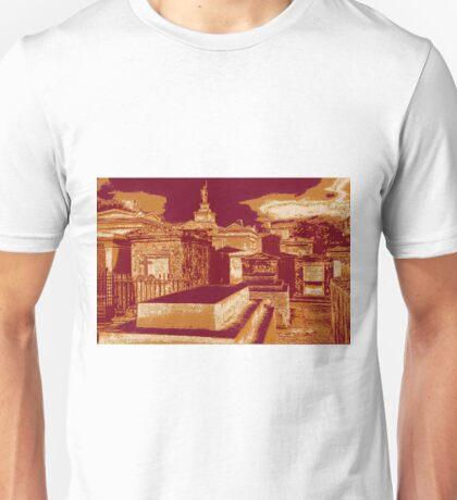 Cemetery 3 Unisex T-Shirt