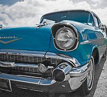 Blue Chevrolet by lightmonger