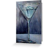 Blue Spirit (True Stinger) Greeting Card