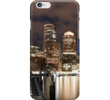 Harborwalk Boston iPhone Case/Skin