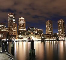 Harborwalk Boston by LauraPlad