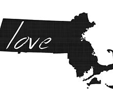 Love Massachusettes by surgedesigns