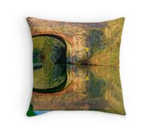 Oxford Canal 2 Throw Pillow