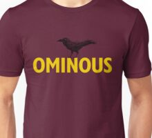 Ominous Crow Unisex T-Shirt