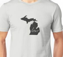 Love MIchigan Unisex T-Shirt