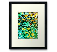 SEA LACE 1.11  Framed Print