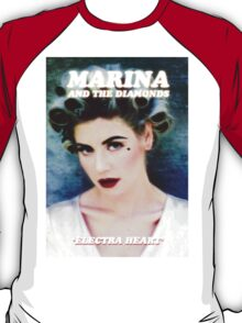 Marina and The Diamonds Electra Heart T-Shirt