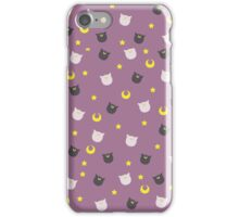 Luna & Artemis iPhone Case/Skin