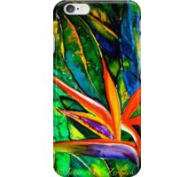 The Bird of Paradise iPhone Case/Skin