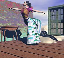 The Dancer by JayJay70