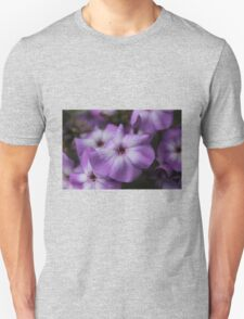 Dew covered flowers T-Shirt