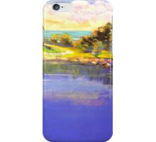 Angourie The Blue Pool iPhone Case/Skin