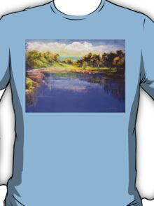 Angourie The Blue Pool T-Shirt