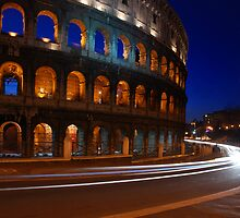 Magical Hours in the Eternal City by S T