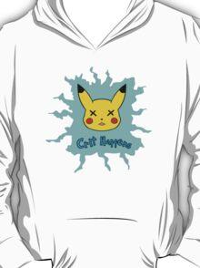 Pokemon Crit Happens Pikachu Shirt T-Shirt
