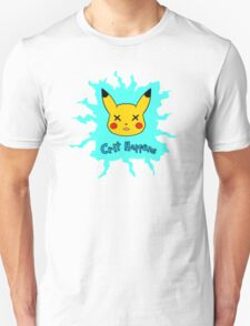 Pokemon Crit Happens Pikachu Shirt T-Shirt