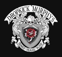 limited edition dropkick murphys by Beciong