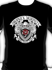 limited edition dropkick murphys T-Shirt