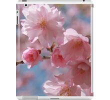 Flowers of spring iPad Case/Skin