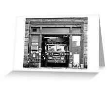 Engine Co. 74, FDNY Greeting Card