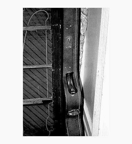 guitar rescue Photographic Print