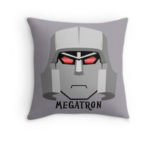 Megatron [G1] Throw Pillow